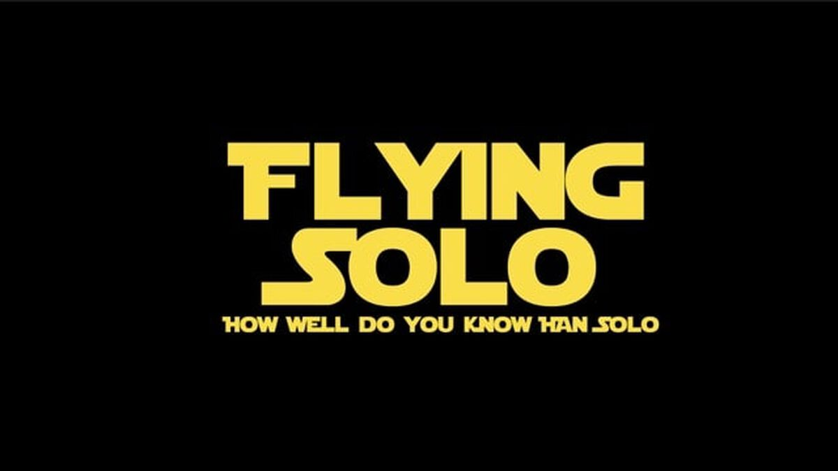 Flying Solo: How Well Do You Know Han Solo? image number null