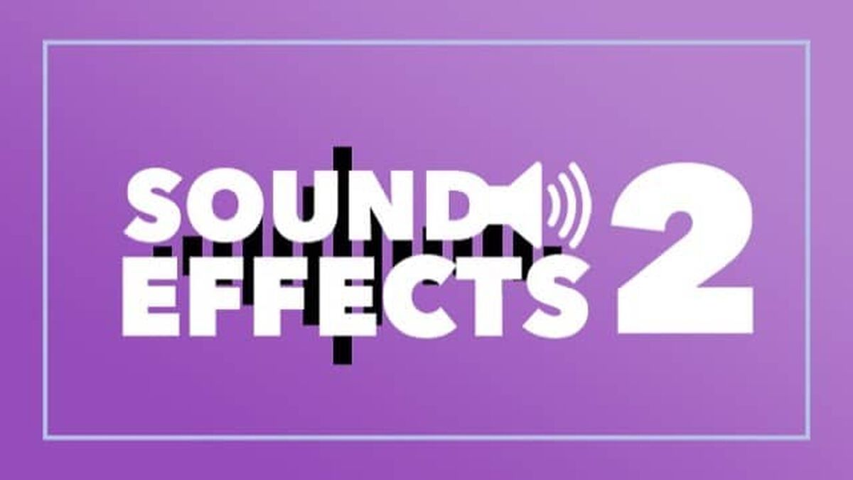 Sound Effects - Volume 2 image number null