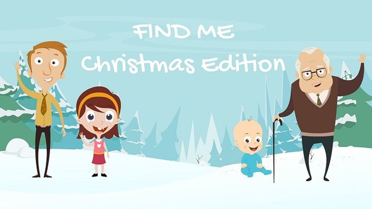 Find Me: Christmas Edition image number null