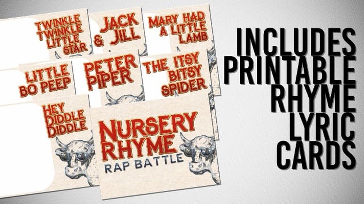 Nursery Rhyme Rap Battle image number null