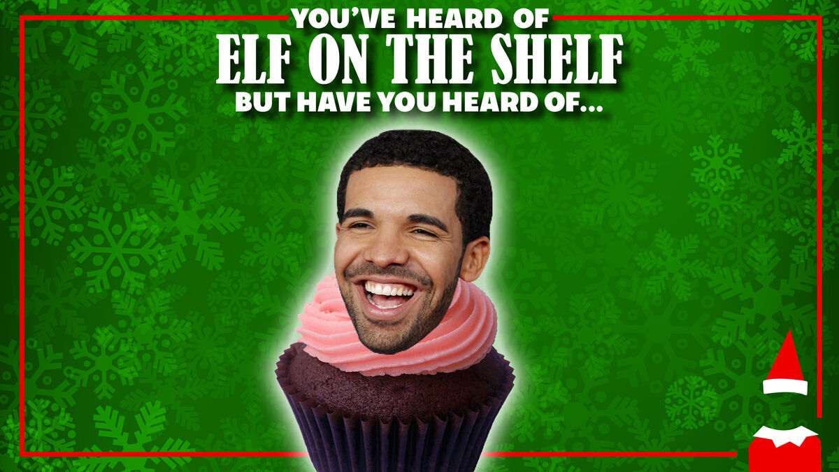 You've Heard of Elf on the Shelf image number null