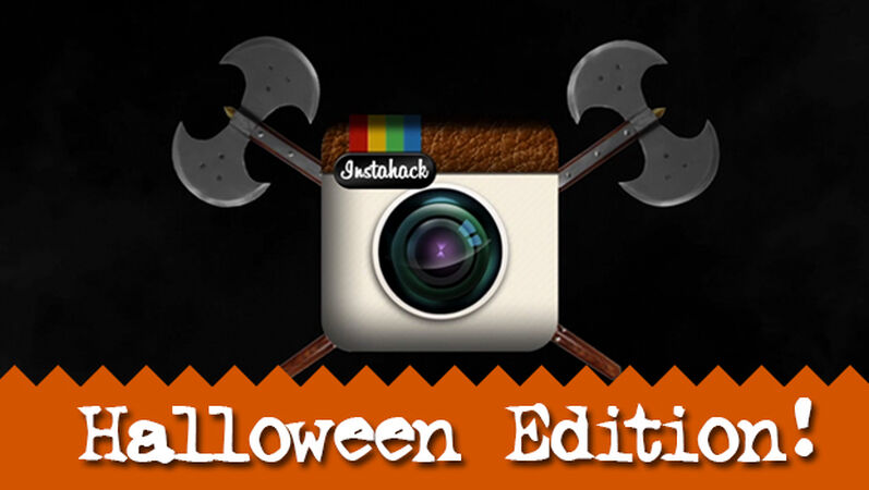 Instahack: Halloween Edition