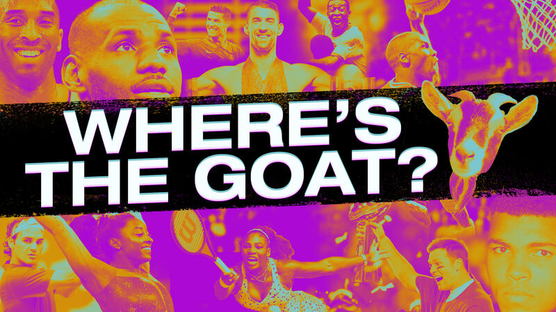Where's The GOAT?