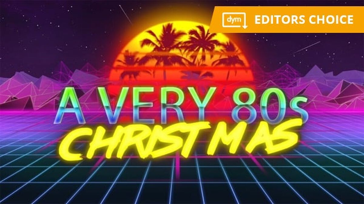 A Very 80's Christmas image number null