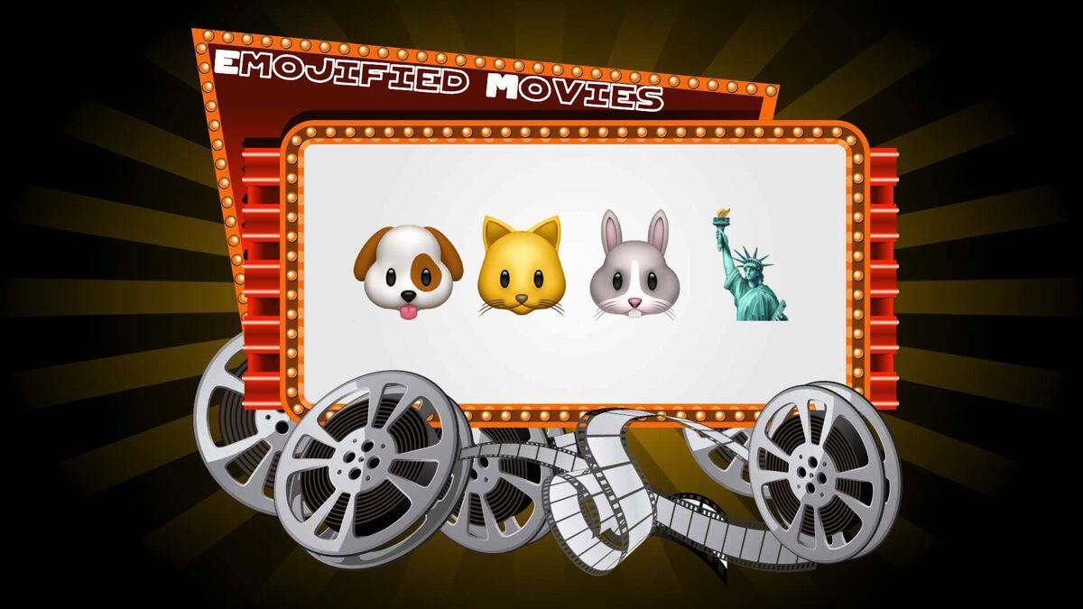 Emojified Movies: Volume 3 image number null