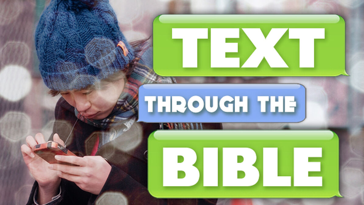 Text Through the Bible image number null