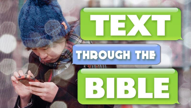 Text Through the Bible