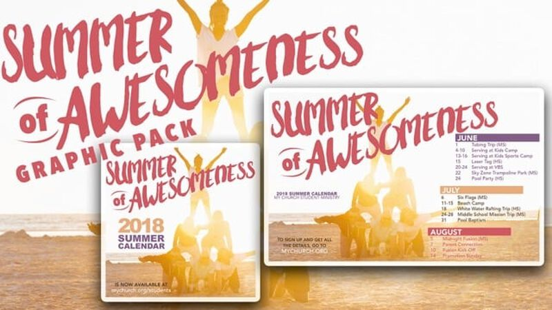 Summer of Awesomeness