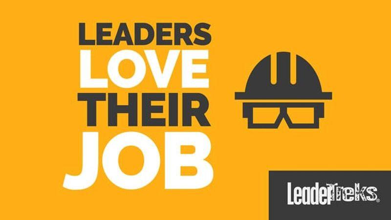 Student Leaders Love Their Job