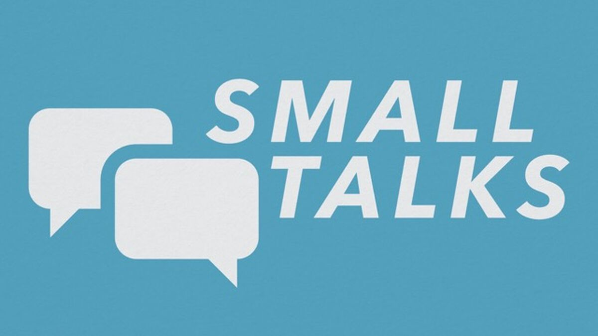 Small Talks image number null