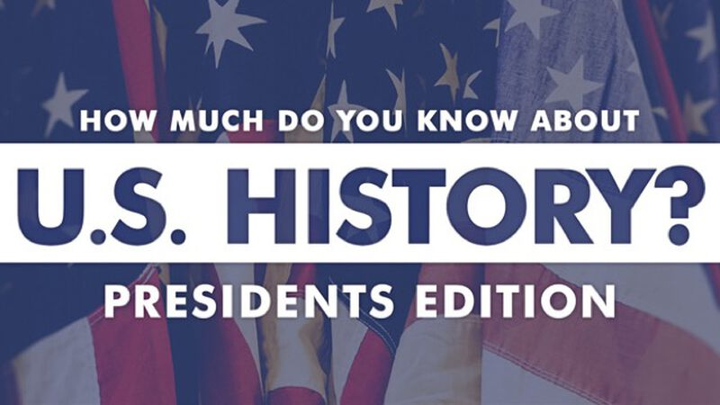 How Much Do You Know About US History: Presidents Edition