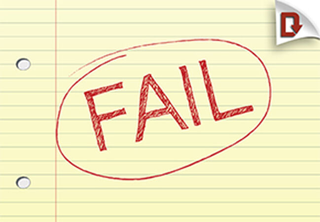 Fail - LeaderTreks
