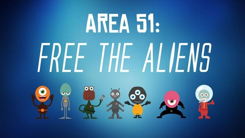 Area 51: Free The Aliens