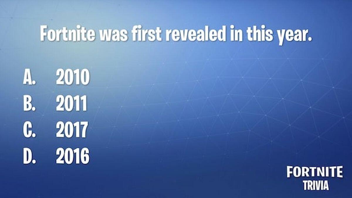 Fortnite Trivia image number null