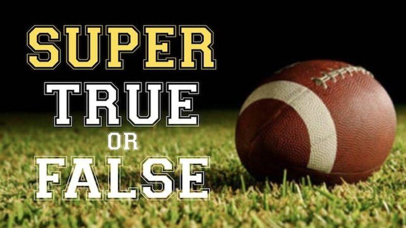 Super True or False