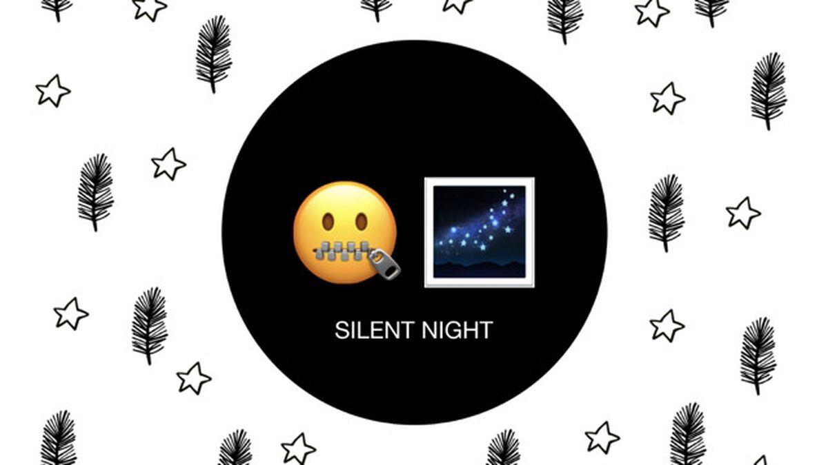 Emoji Christmas Carols image number null