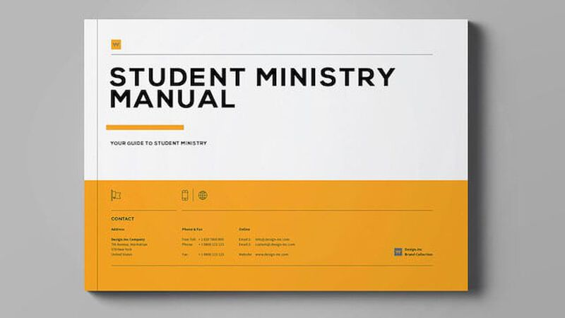 Student Ministry Manual