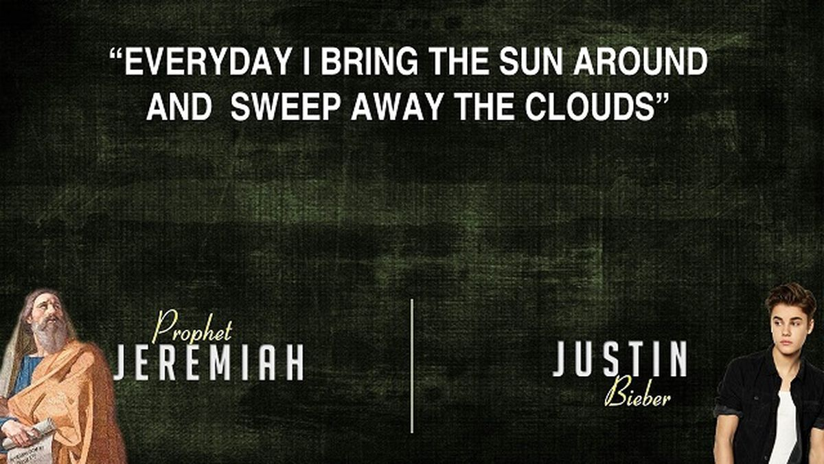 Jeremiah or Justin? Volume 4 image number null