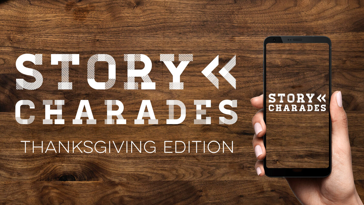 Story Charades Thanksgiving image number null