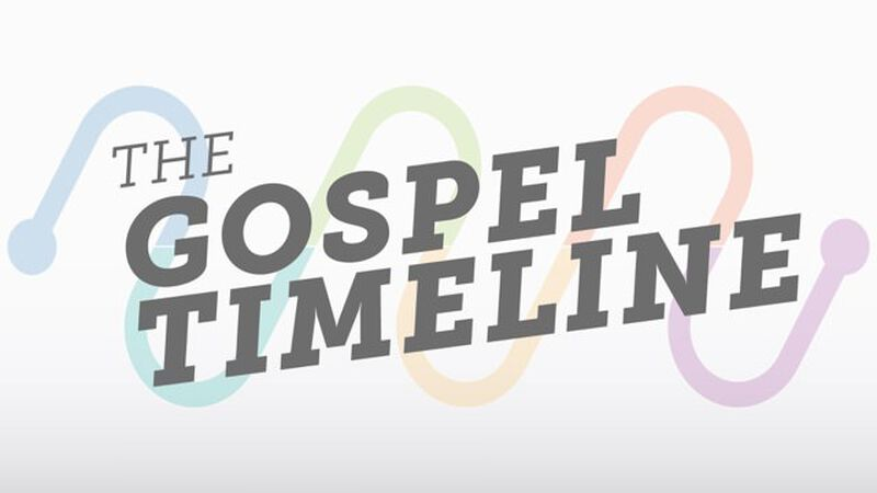 Gospel Timeline 5-week Small Group Series