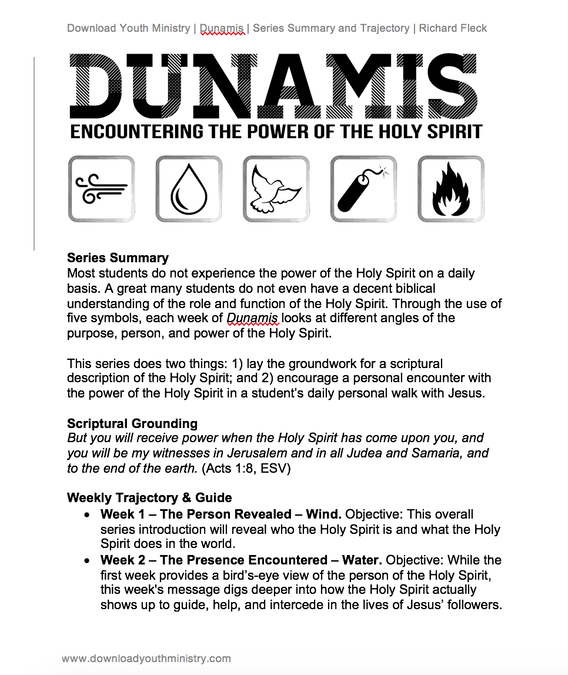 Dunamis image number null