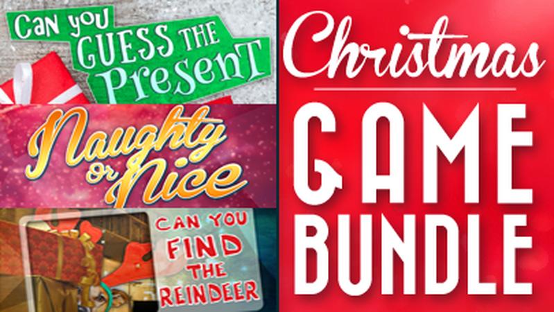 3 Game Christmas Bundle!