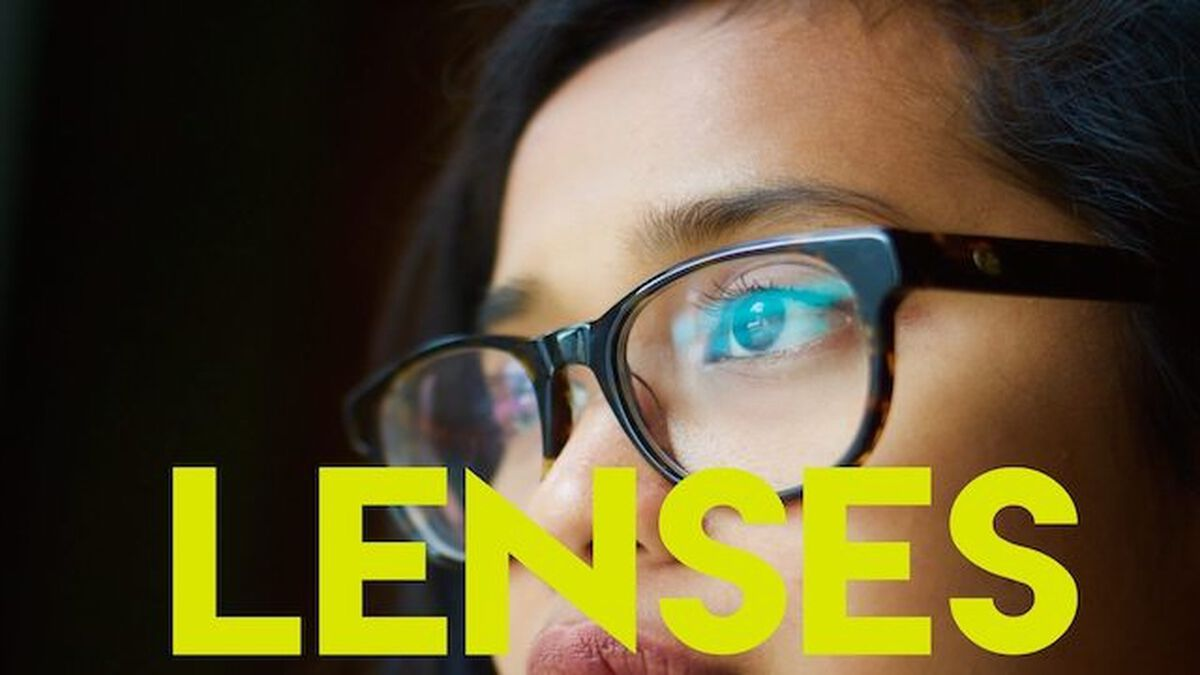 Lenses image number null