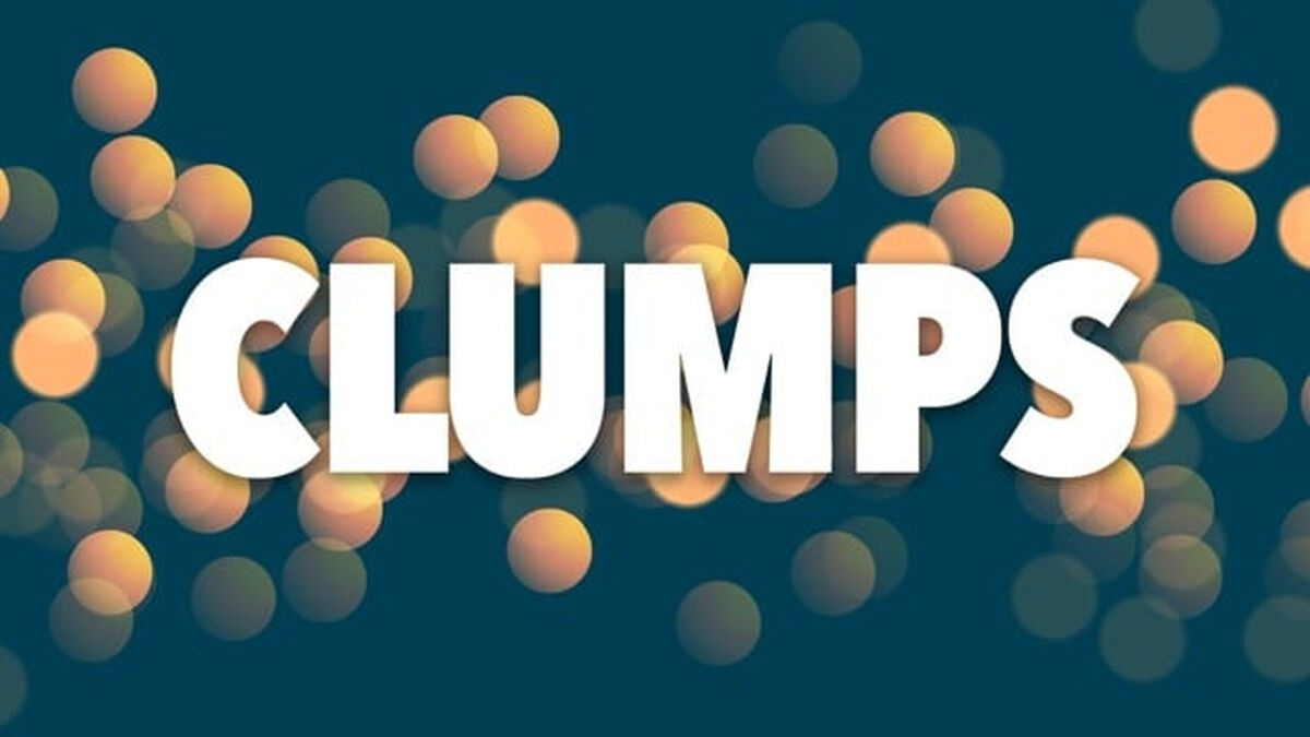 Clumps image number null