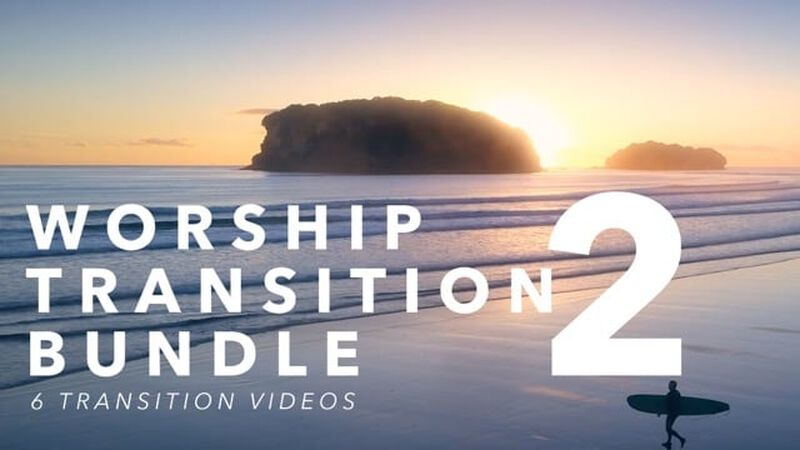 Worship Transition Bundle Volume 2