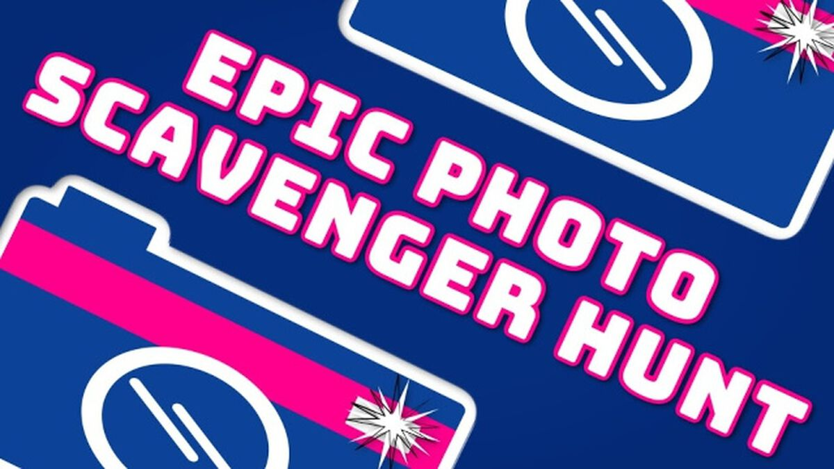 Epic Photo Scavenger Hunt image number null