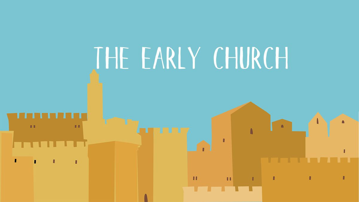 Viva! The Early Church image number null