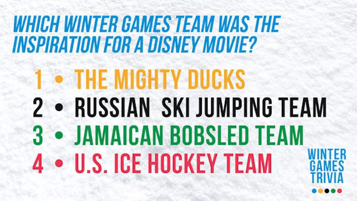 Winter Games Trivia image number null