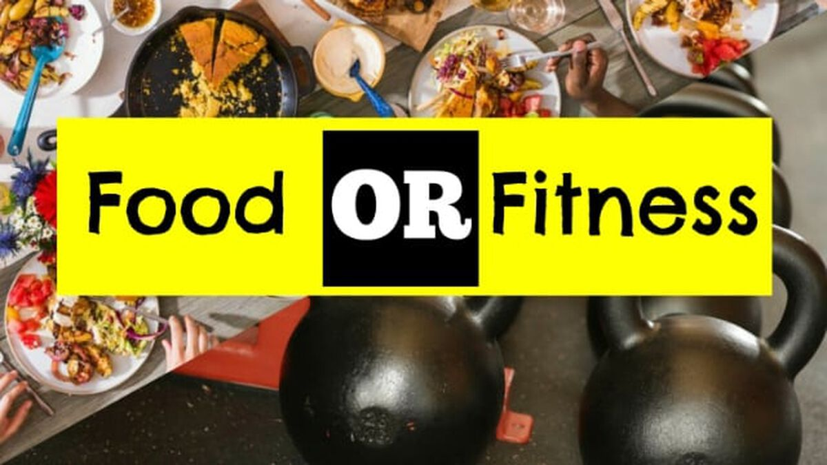 Food OR Fitness image number null