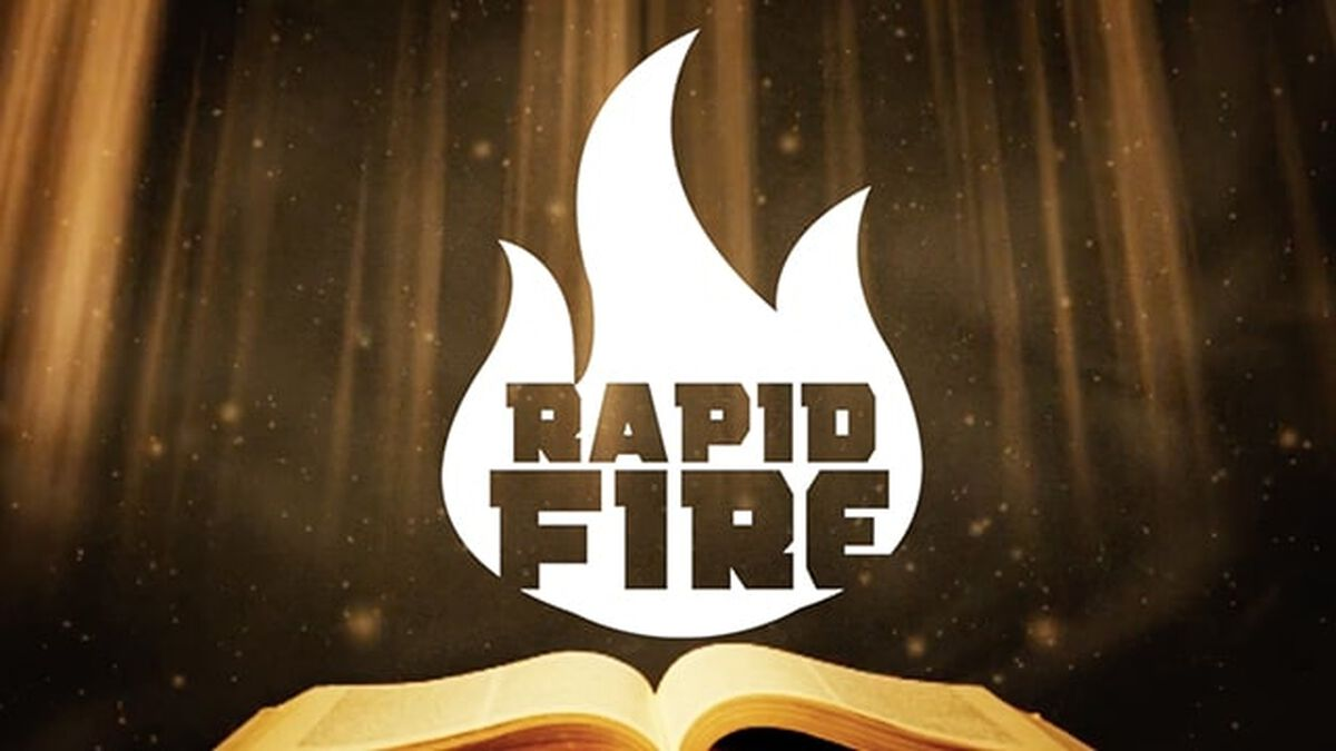 Rapid Fire: Bible Edition image number null