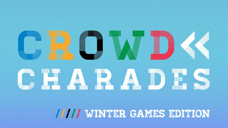 Crowd Charades: Winter Games Edition