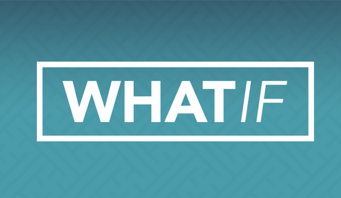 What If?  image number null