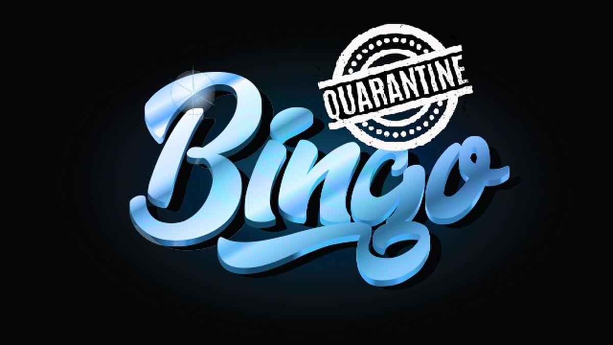 Quarantine Challenge Bingo image number null