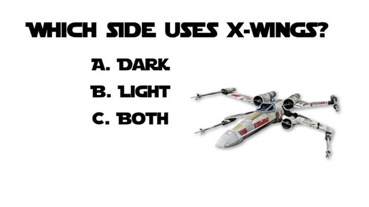 Star Wars Trivia image number null