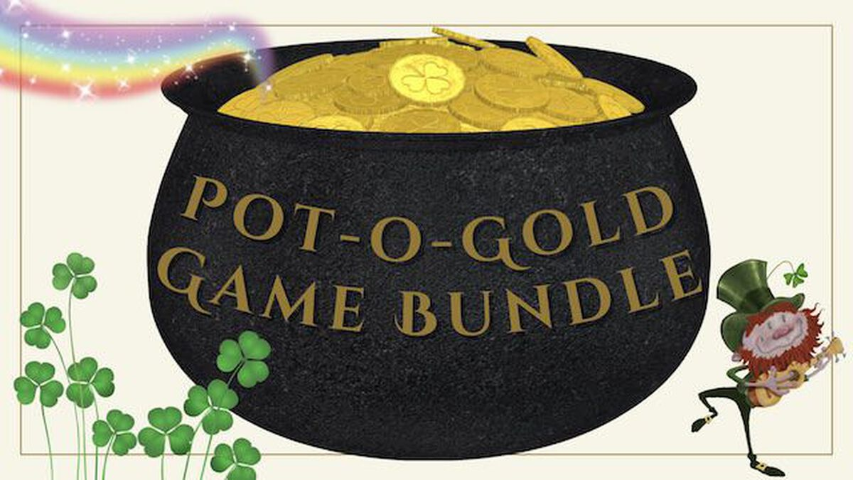 Pot-O-Gold Game Bundle image number null