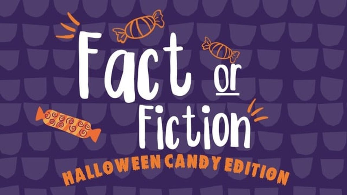 Fact or Fiction Halloween Edition image number null
