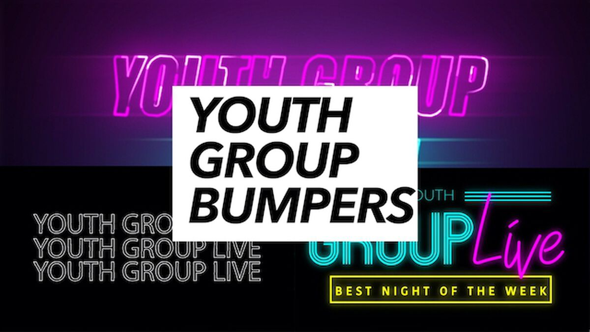 Youth Group 5 Bumper Videos image number null