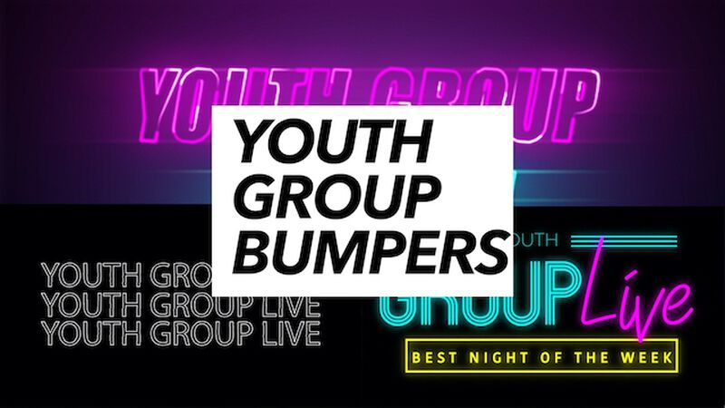 Youth Group 5 Bumper Videos