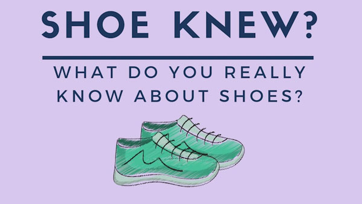 Shoe Knew? image number null