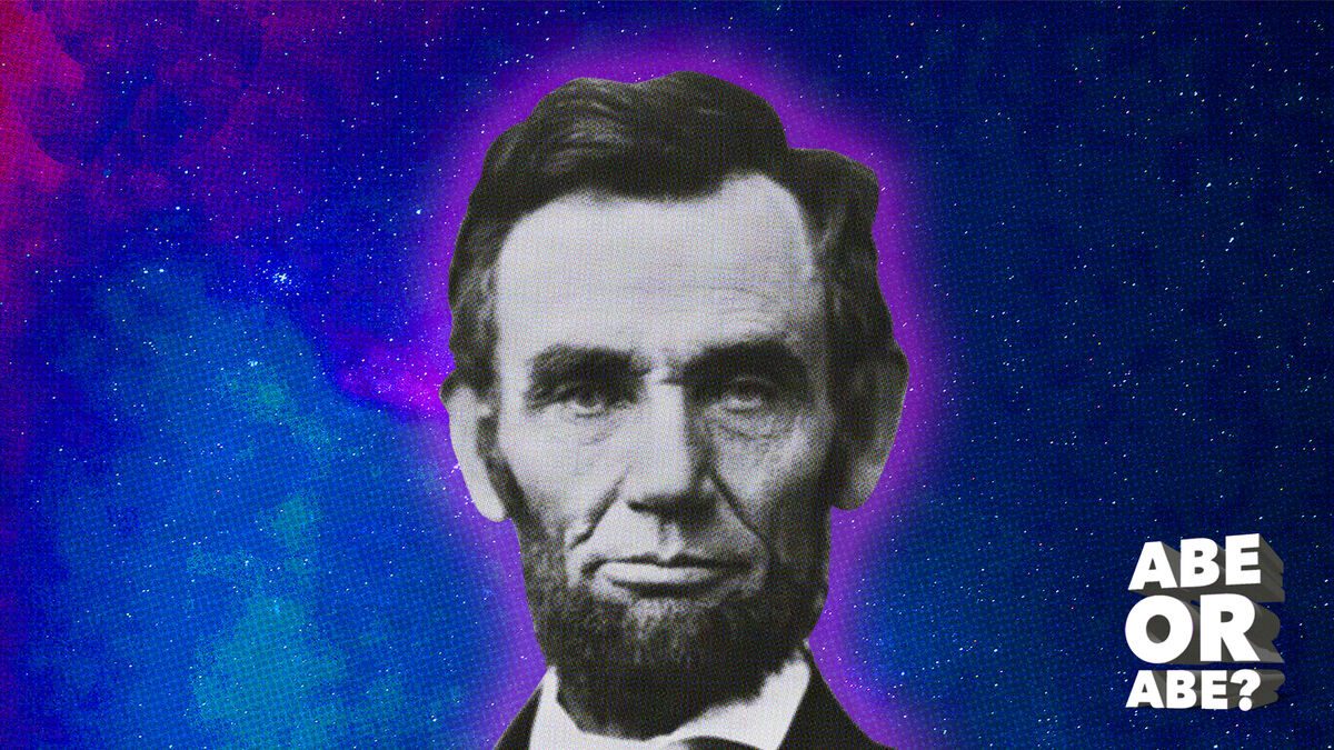 Abe or Abe? image number null