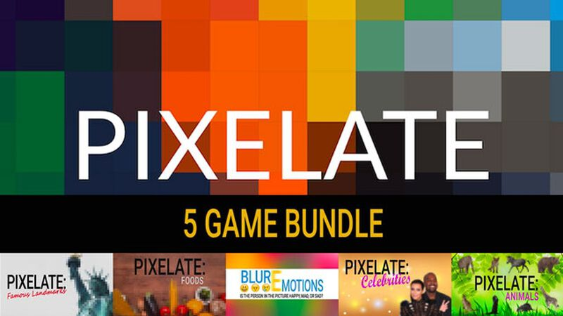 Pixelate Sidekick Bundle