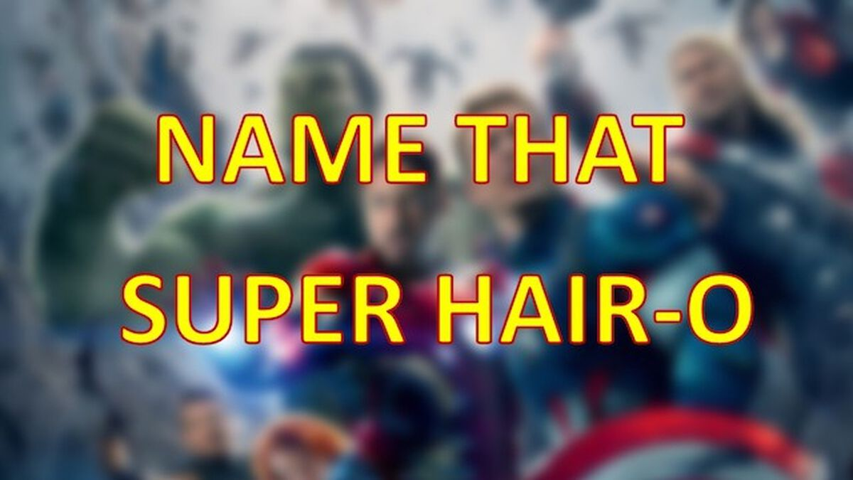 Name That Super Hair-O image number null