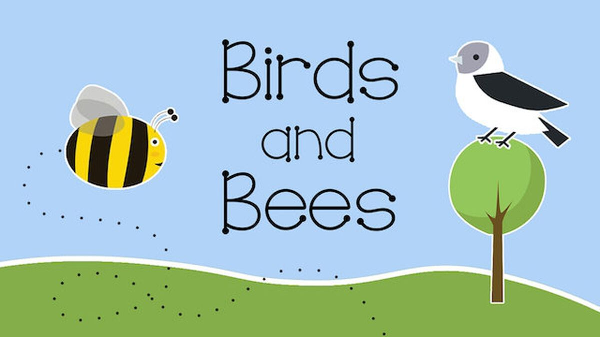 Birds and Bees image number null