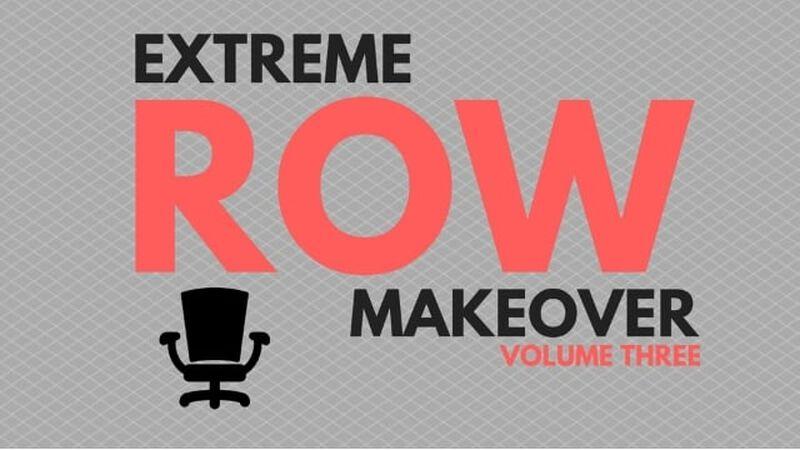 Extreme Row Makeover - Volume 3