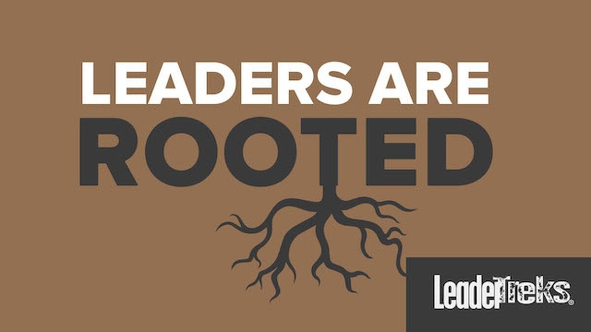 Student Leaders are Rooted image number null