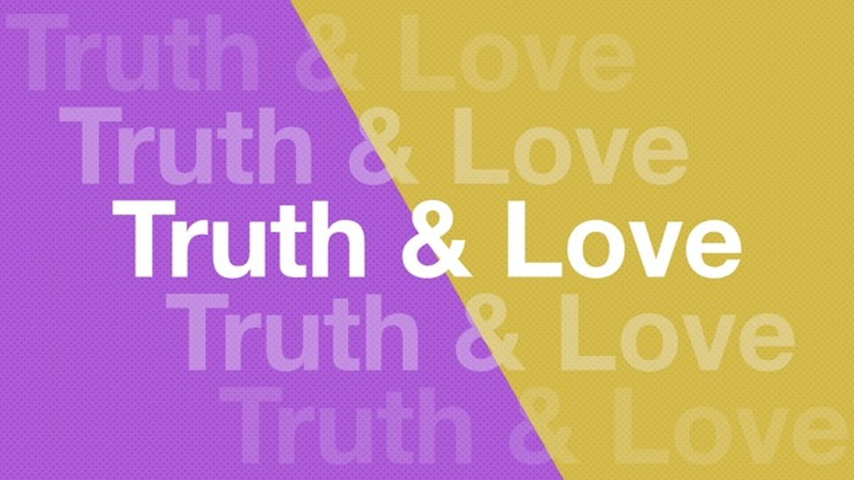 Truth and Love image number null